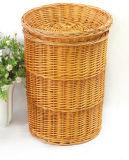 Cesta hecha a mano agradable de la comida campestre del sauce, cesta de mimbre de la comida campestre con el refrigerador (BC-ST1288)