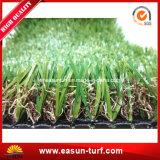 ホーム庭のための35mmのパット用グリーンの草の人工的な芝生