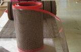 No el palillo resistente de alta temperatura PTFE cubrió la banda transportadora del acoplamiento abierto de la fibra de vidrio
