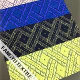 Linha bonita tela de nylon do laço do algodão do projeto