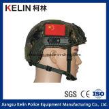 Картины питона полиций шлем безопасности черной противопульный