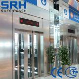 セリウムが付いている小さい機械部屋のパノラマ式のエレベーターは承認する
