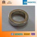 14 jaar van Ervaren ISO/Ts 16949 de Gediplomeerde Veelpolige Magneet van het Neodymium