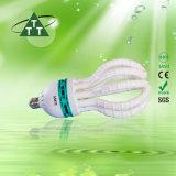 125W 150W Lotus 3000h / 6000h / 8000h 2700k-7500K E27 / B22 220-240V ahorro de energía Tubo