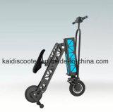 2 het Aluminium die van wielen Elektrische Autoped 350W voor Volwassene vouwen