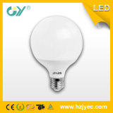 Base de la luz de bulbo del fabricante LED de China A5 G80 9W E27