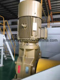 Ce Zhangjiagang máquina de mezcla horizontal para la máquina de plástico de PVC