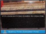 Pele de pele mais barata White Granite Vanity Counter Tops (com Sink Bowl)