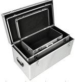 3 em 1 maleta de ferramentas de alumínio conveniente à moda da capacidade grande para o armazenamento (KeLi-Tool-1718)
