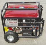 generatore portatile della benzina 6kVA, generatore di Petro con il prezzo all'ingrosso