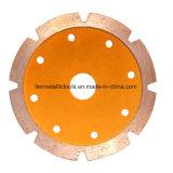 Graniet en het Marmer Gesegmenteerde Blad van de Cirkelzaag van de Diamant