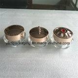 vaso cosmetico acrilico della plastica del vaso di 5g 10g