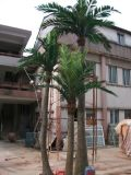 신식 옥외 장식적인 플라스틱 인공적인 코코야자 나무