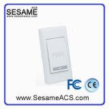 Кнопка двери нержавеющей стали с голубым Backlight (SB3R)