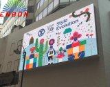 3 anos de garantia SMD3535 HD impermeável ao ar livre Display Digital LED Billboard (P6 sinal eletrônico)