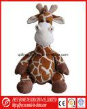 Brinquedo enchido luxuoso dos cervos de Sika para o brinquedo do Natal