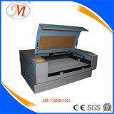 Spezieller Laser-Scherblock mit Anstieg-und Fall-Arbeits-Tisch (JM-1390-SJ)