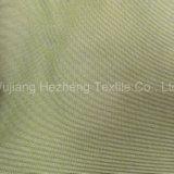 Ткань полиэфира Hzptcw6020 водоустойчивая для пальто ветра пыли куртки