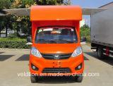 De nieuwe Vrachtwagen van het Voedsel van de Vrachtwagen van de Catering van het Type Mobiele Mobiele