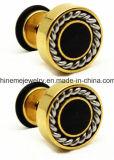 De Nagel Er2918 van het Oor van de Vorm van de Bloem van het Roestvrij staal van de Juwelen van de Manier van Shineme