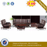 Sofá de couro moderno para sala de estar para casa (HX-CS088)
