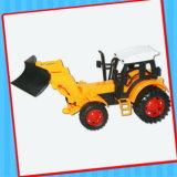 Het Stuk speelgoed van de Bouw van de Tractor van de landbouwer met Suikergoed