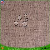 Сплетенная ткань занавеса светомаскировки Fr покрытия полиэфира Linen для гостиницы с ценой по прейскуранту завода-изготовителя