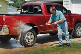 Arma de aerosol de la espuma de la colada de coche de Ilot con el mezclador y el cepillo del jabón