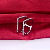 Ювелирные изделия способа 925 серебряные с кубическим Zircon