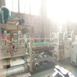 Автоматическо обрабатывать изделие на определенную длину линия для нержавеющей стали