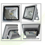 IP65 LED Floodlight Landscape Warm White Lens Project-Light Lamp 50W
