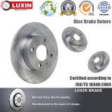 Peças de freio a disco de rotor de freio de mercado de reposição