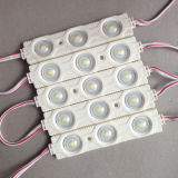Beleuchtete LED-Zeichen mit Moduels