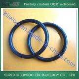 Подгонянное отлитое в форму колцеобразное уплотнение автомобиля силиконовой резины