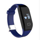 Teléfono celular elegante sin hilos de la pulsera de reloj de Bluetooth V4.0 del deporte impermeable