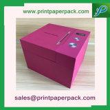 Сбор винограда вставок коробки & бумаги Parfum Extrait дух полное