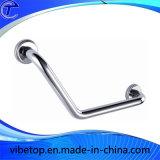 Barandilla de aluminio de la seguridad del cuarto de baño del acero inoxidable