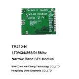 Émetteur récepteur à bande étroite 165MHz de Spi de module de rf