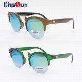 Óculos de sol do PC da Metade-Borda da qualidade superior (KS1252)