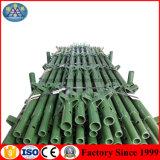 Angestrichenes Kwikstage Baugerüst StahlKwikstrip Baugerüst für hohe Gebäude