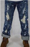 длинняя ткань джинсовой ткани Selvedge хлопка Синцзян штапеля 14oz для джинсыов