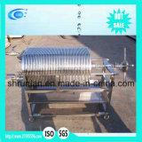 Gebildet in der China-Filterpresse-Maschine mit Qualität