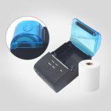 Impressora térmica móvel portátil do recibo de POS5805 impressora móvel de Bluetooth da mini Bluetooth