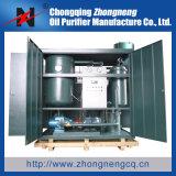 Usine de traitement/déshydratation de pétrole de turbine, série Ty d'épurateur de pétrole