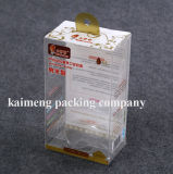 Fornecedor de plástico profissional PVC PP Pet Box Packaging para pacote de garrafa de bebê