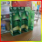 Muestras al aire libre modificadas para requisitos particulares de las propiedades inmobiliarias de la calidad que hacen publicidad de la tarjeta de la espuma del PVC
