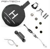 Combo des accessoires 7PCS de Pgytech pour Mavic PRO (protecteur d'aire d'atterrissage vertical de 55cm/manche/capot de lentille /filter 5PACK/landinggear/USB)