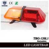 トラックおよび建物(TBG-120L1)のためのこはく色および赤いLEDの小型回復標識