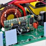 1kw 1000W 12 24 C.C de 48 volts à AC 110 220 inverseur pur de pouvoir d'onde sinusoïdale de 230 volts