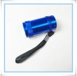 Электрофонарь подарка миниый 6 СИД промотирования с алюминием